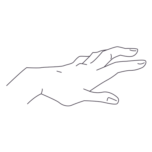 Hand gesture transparent png. Fingers drawing png freeuse stock