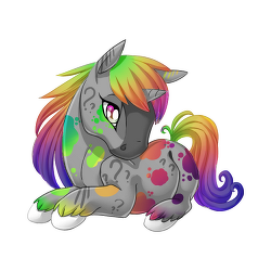 Drawing unicorns rainbow unicorn. Image confusion baby png