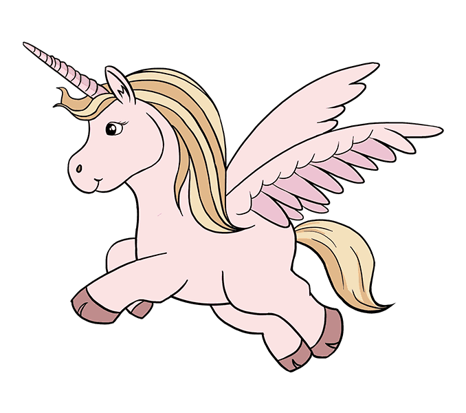 Drawing unicorns real unicorn. How to draw a