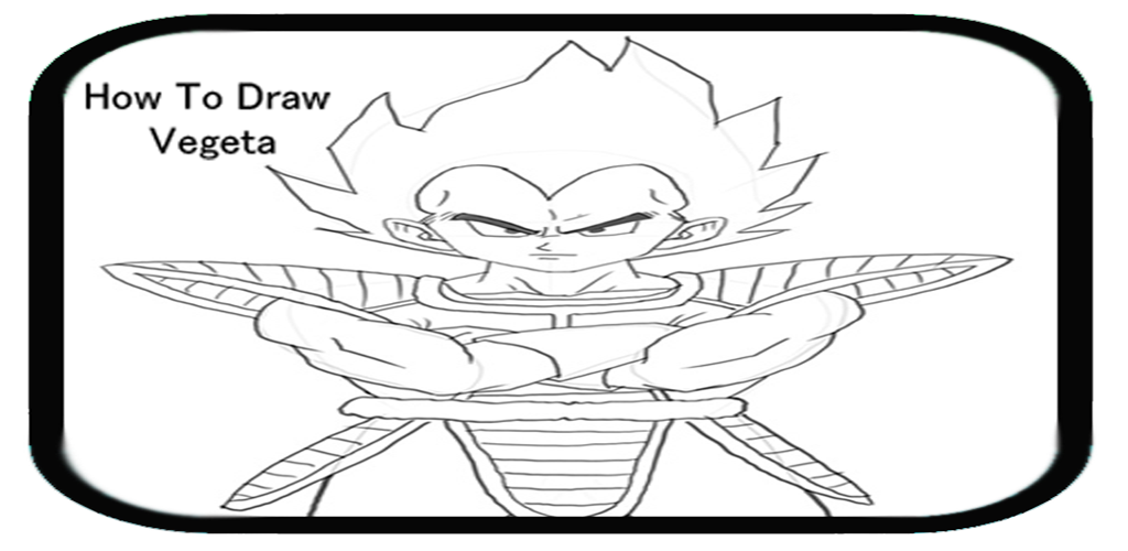 Drawing vegeta step by. Download how to draw