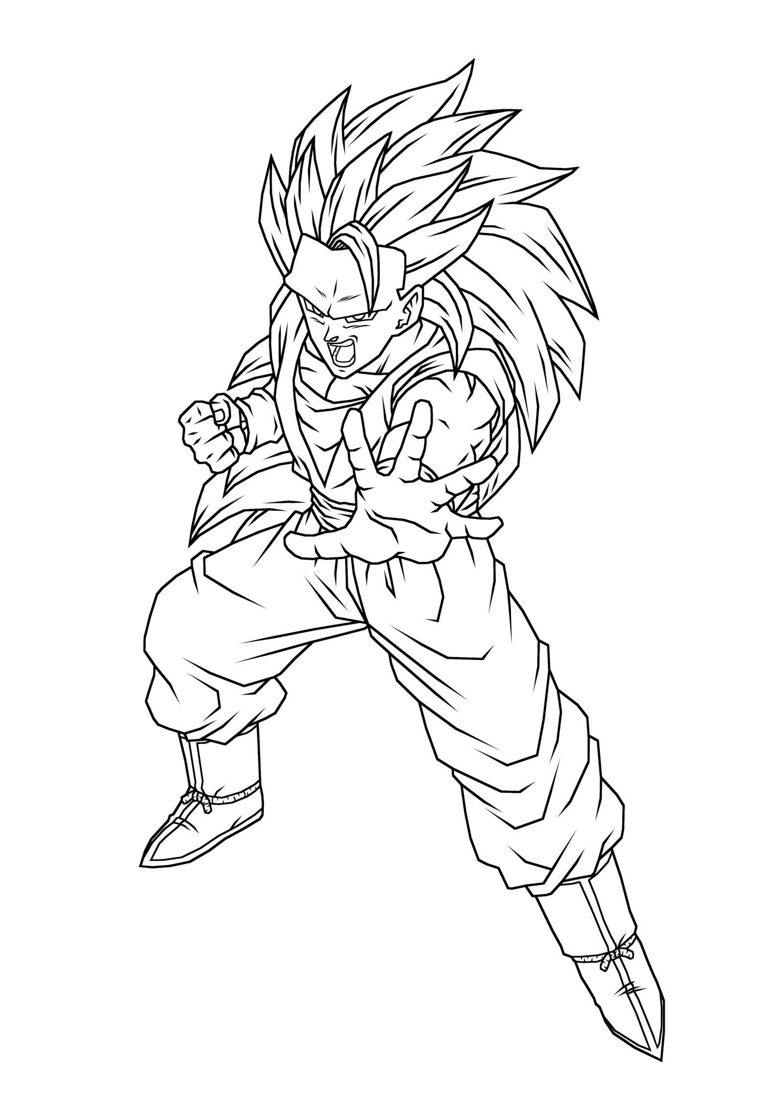 Drawing Vegeta Easy Picture 2379158 Drawing Vegeta Easy