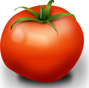 Drawing vegetable tomato. Clip art at clker