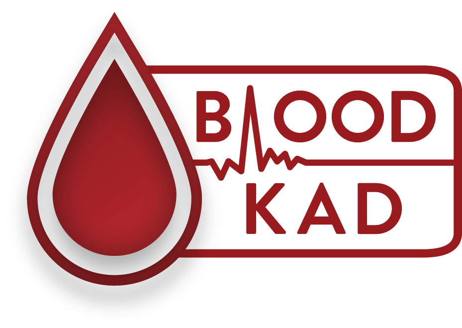 Drawing veins blood donation. Bloodkad your digital donor