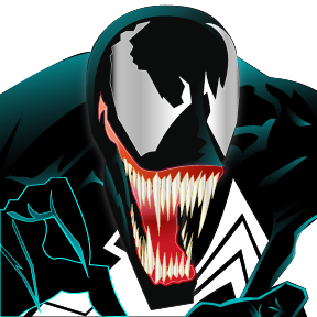 Venom vector face. What s the deal