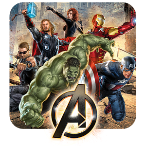 Drawing wallpapers avengers. The live wallpaper