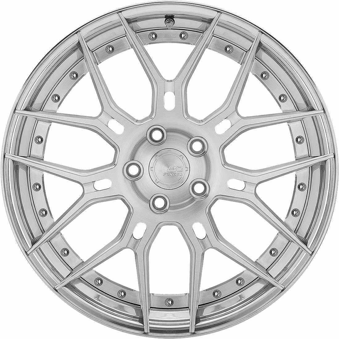 Drawing wheels. Bc forged hca and