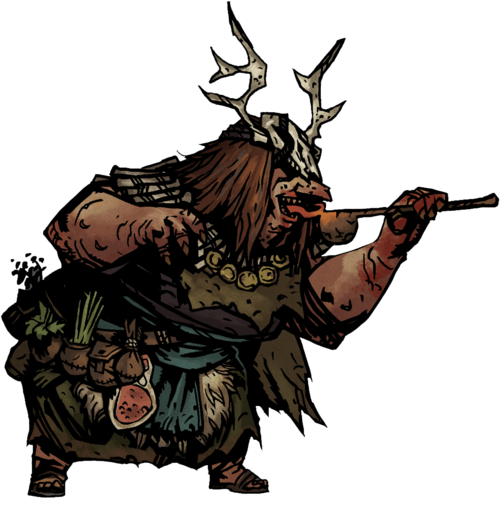Drawing witch hag. Sprite png random monsters