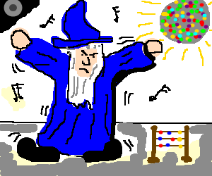 Drawing wizard techno. A hates abacus drawception
