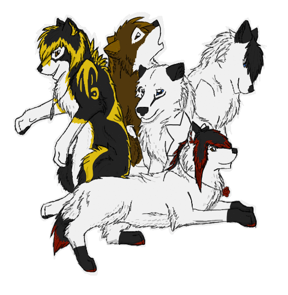 Okami white wolf rose. Drawing wolfs profile png royalty free library