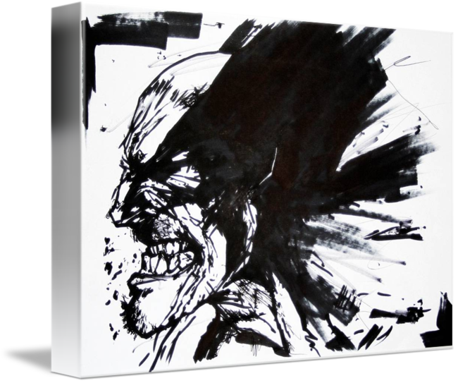 Drawing wolverine dark. By mr wrongpitch