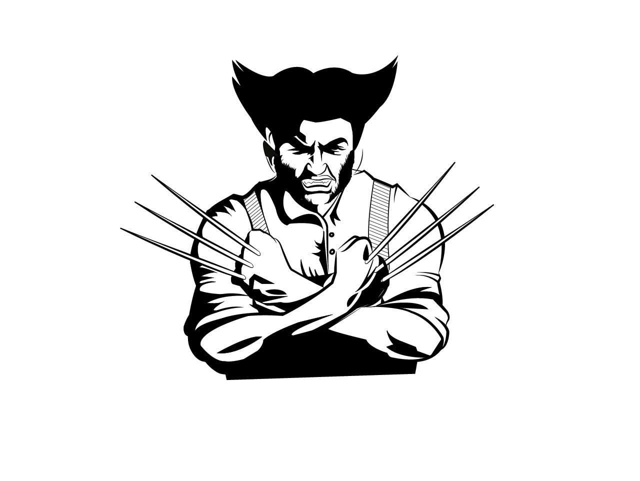 Drawing wolverine cool. Welcome to smokeworks cambridge
