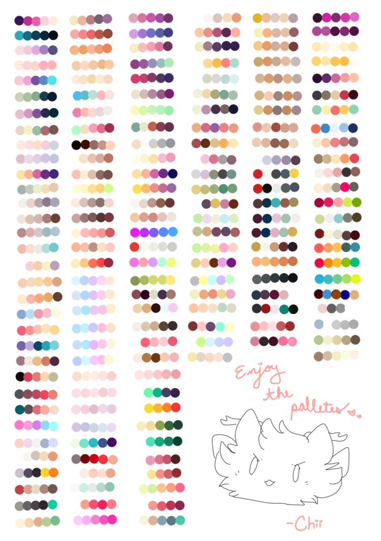 Drawing wounds tutorial. Have some palettes by