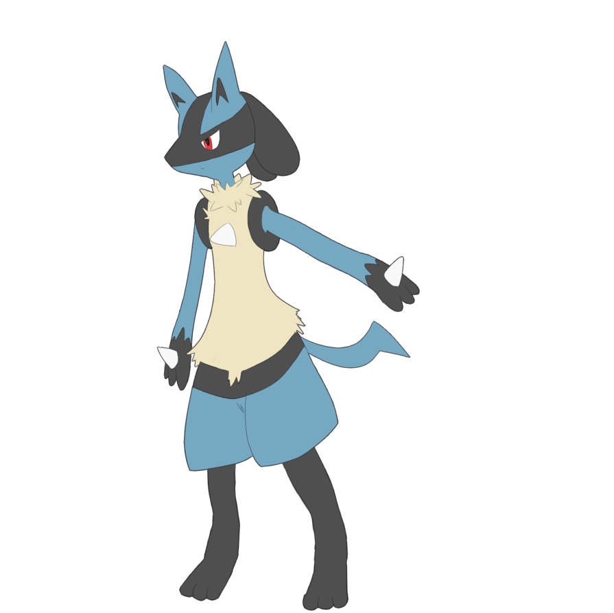 Drawings of lucario png. My base drawing by