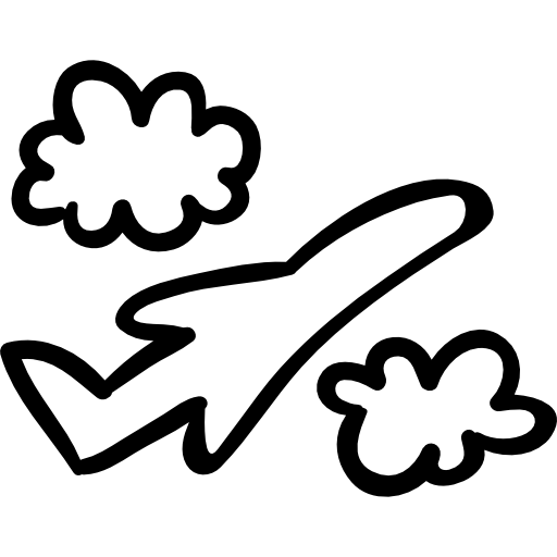 Drawn clouds png. Hand transport icon svg