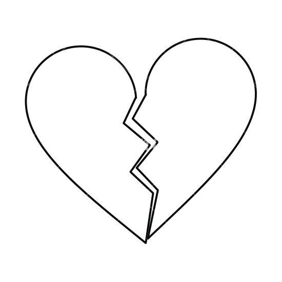Drawn heart outline png. Drawing at getdrawings com