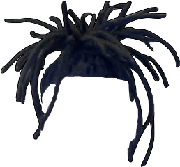 Dreads png. Largest collection of free