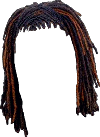 Images in collection page. Dreads png clip transparent