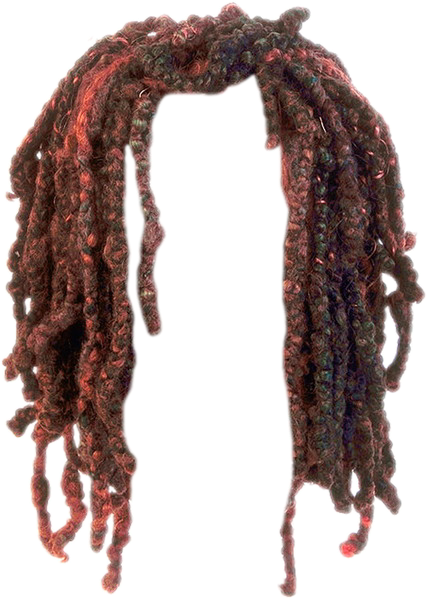 Dreads png transparent. Ftestickers wigstickers dreadlock fashionstickers