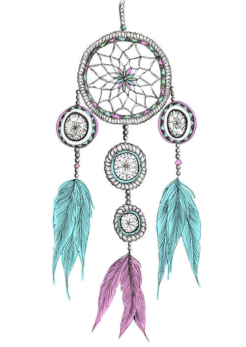 Dreamcatcher transparent bohemian. Dream catcher we heart