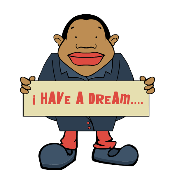 dream clipart i have a dream