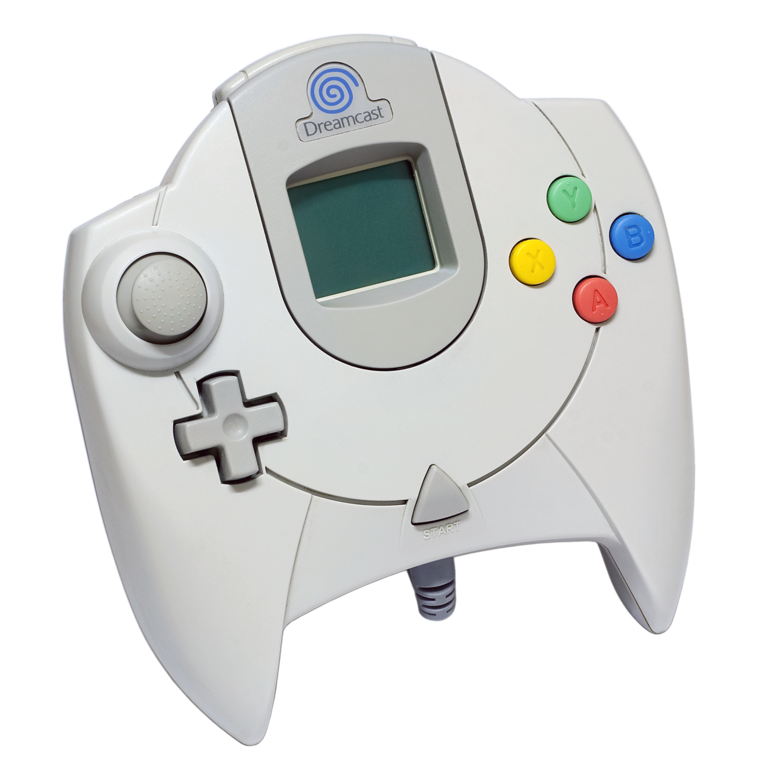 Dreamcast controller png