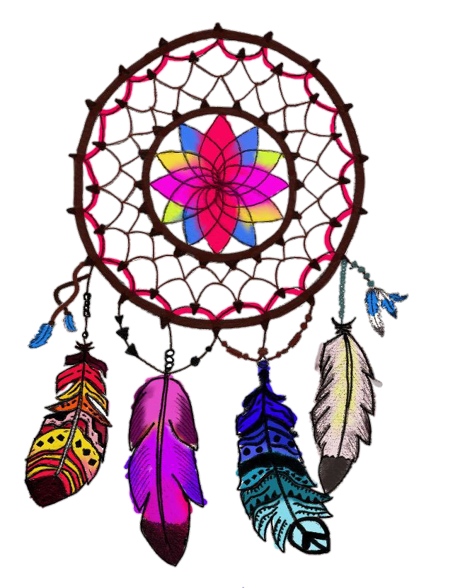 Dreamcatcher clipart purple. Feathers colorful report abuse