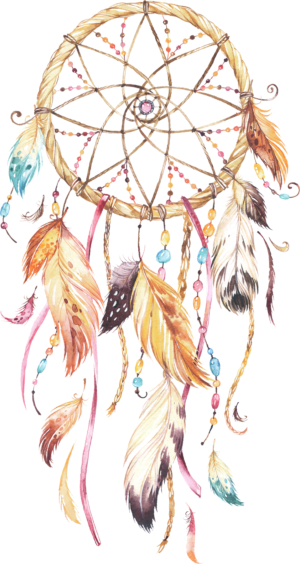 Dreamcatcher clipart illustration. Pin by liana rosales