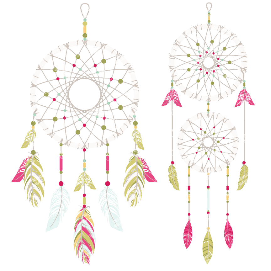 Dream catcher png mart. Earring vector transparent png library library