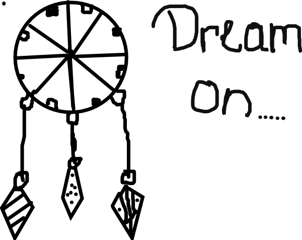 Dreamcatcher transparent clipart black. Royalty free stock download