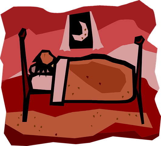 Fear clipart bad dream. Can nightmares affect our