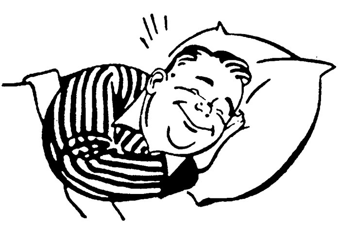 Dreaming clipart fall asleep. How to quickly disable