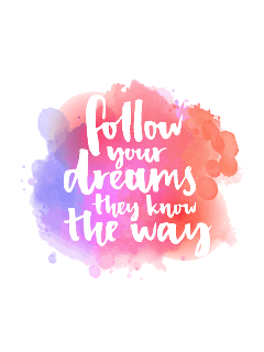 Dreaming clipart inspirational quote. Largest collection of free