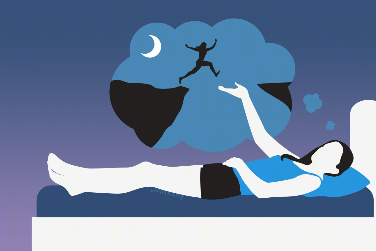 Dreaming clipart sleep study. Bored with your regular