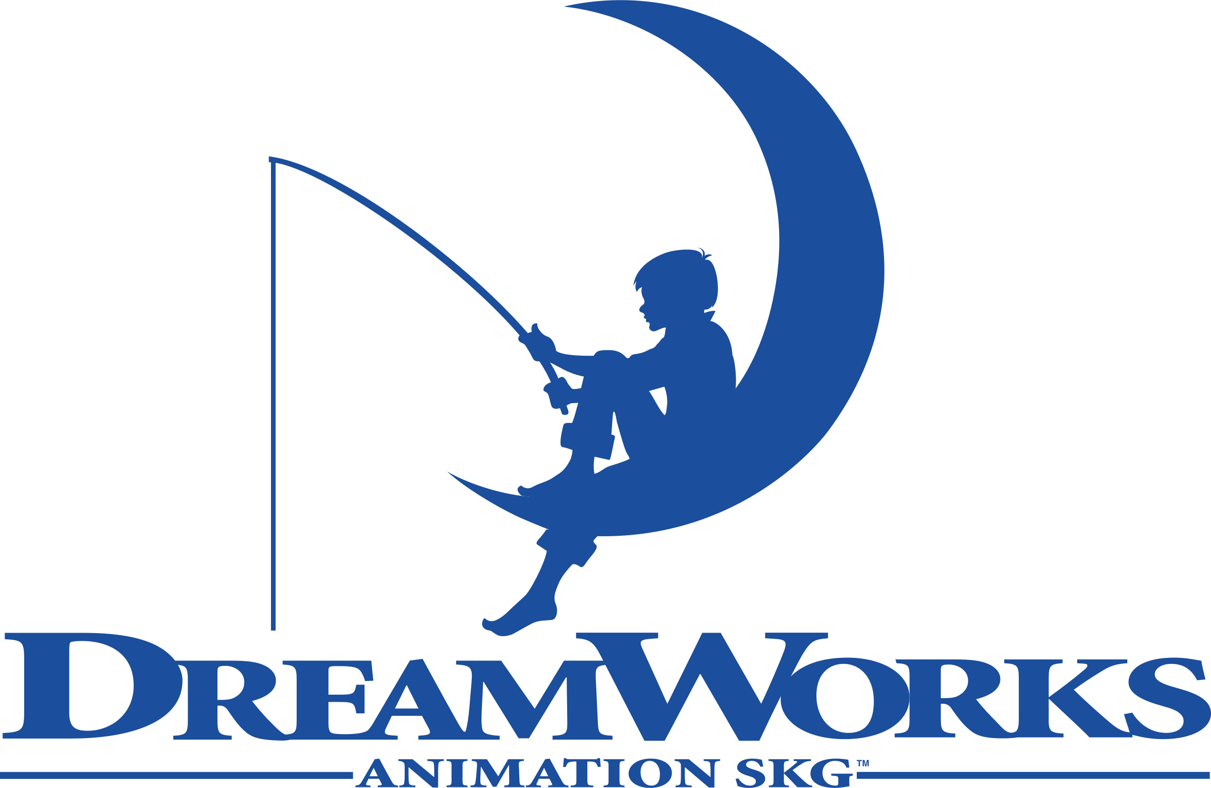 Dreamworks logo png. Animation transparent svg vector