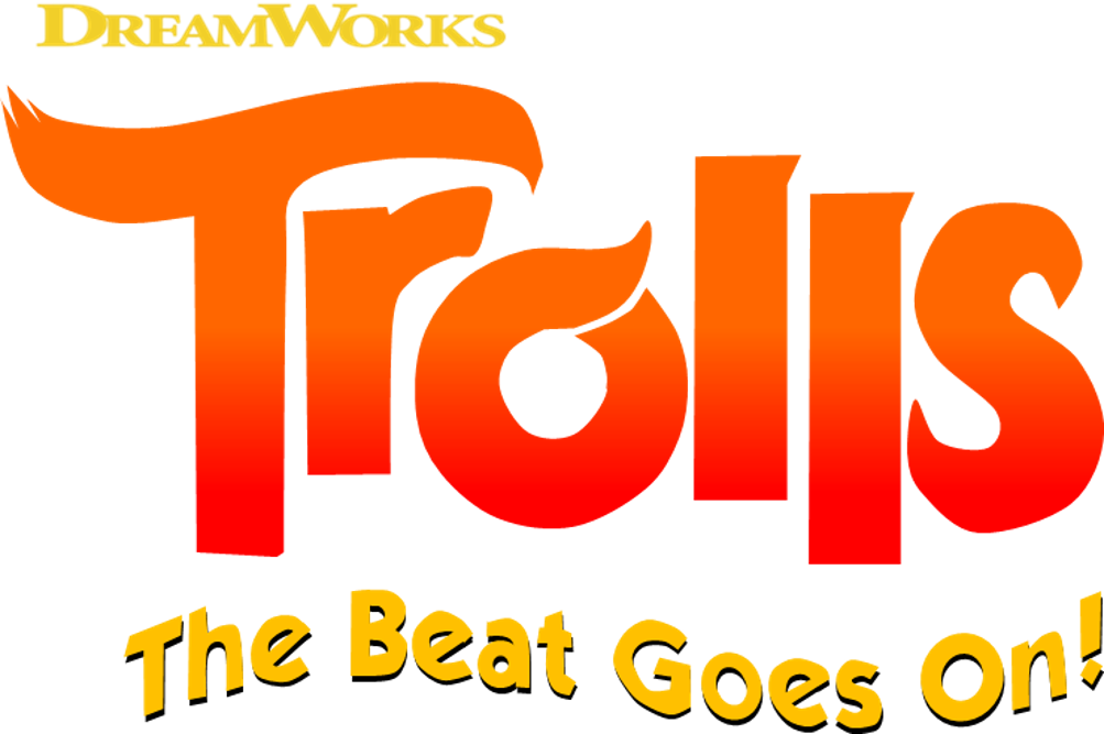 Dreamworks trolls characters png. The beat goes on