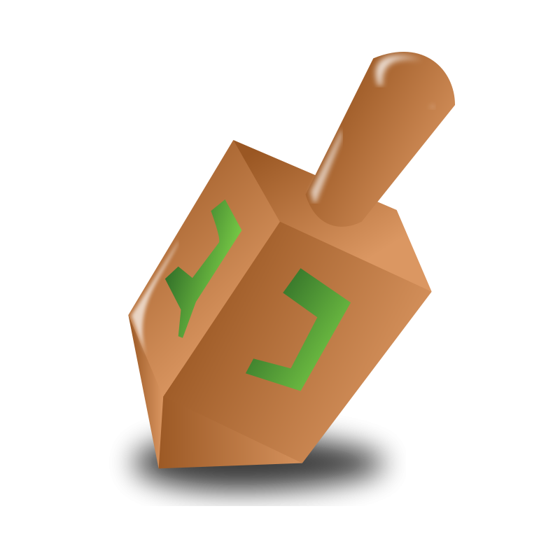 Dreidel judaism