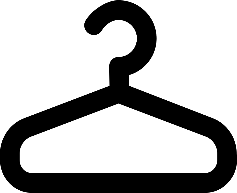 Dress svg hanger png. Clothes icon free download