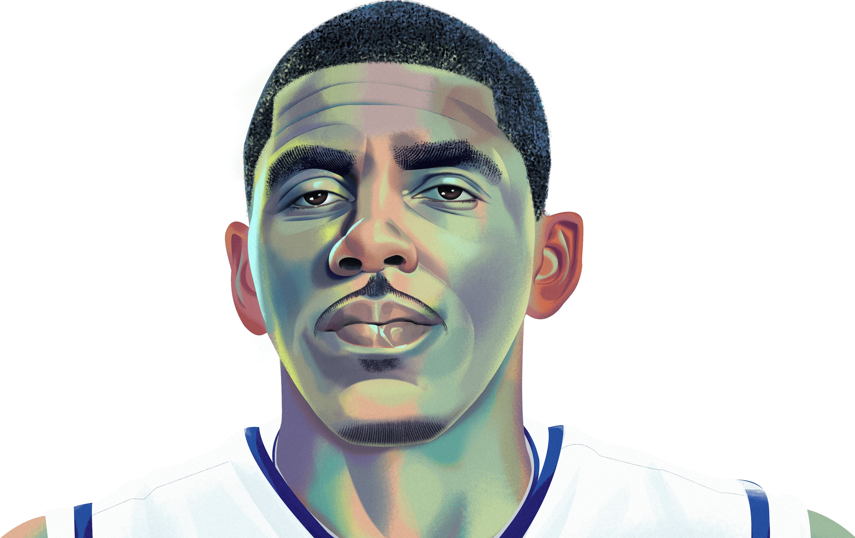 drew drawing kyrie irving