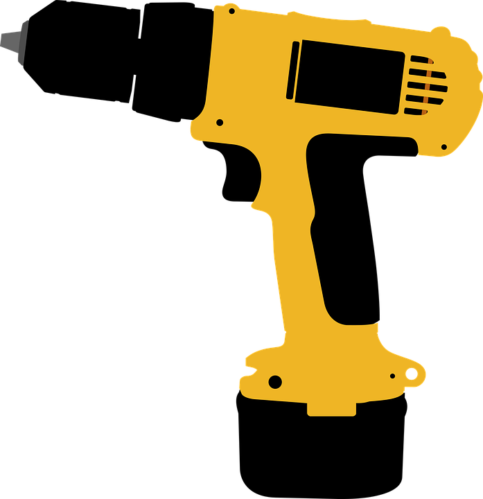 Drill clip. Reasons to choose cordless