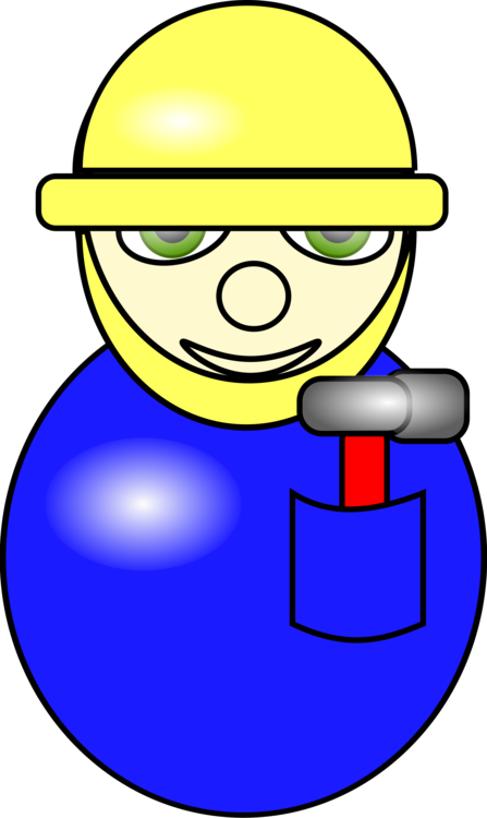 Drill clipart architecture construction. Worker architectural engineering laborer