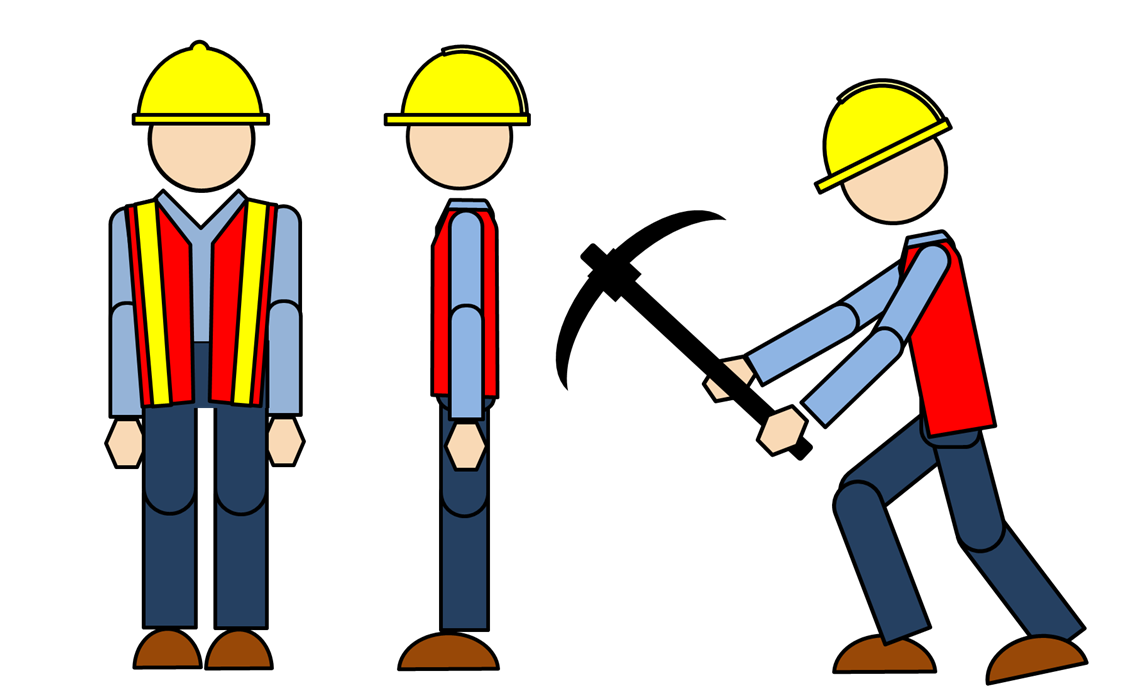 Free construction worker cliparts. Others clipart helpful person clip art freeuse stock