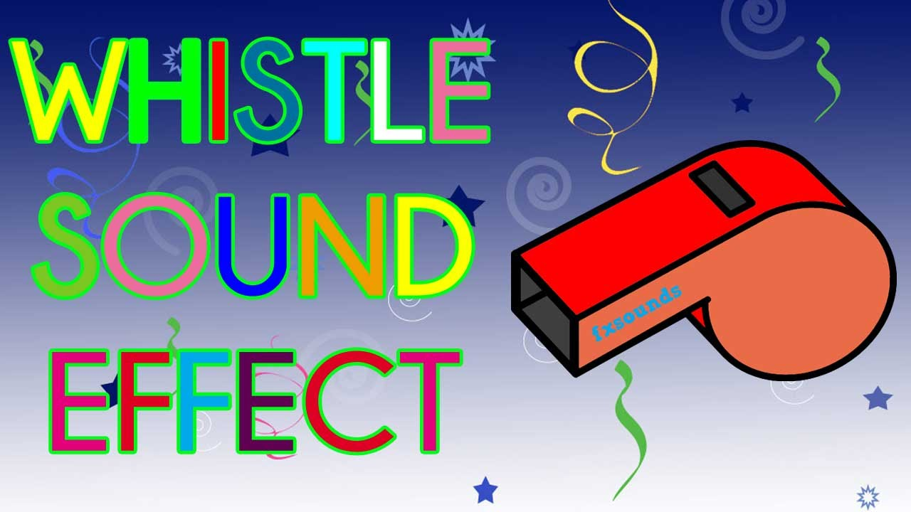 Whistle sound effect youtube. Drill clipart soft sounds picture free download