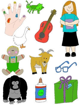 Drill clipart sounds. G sound teaching resources