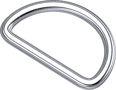 Dring clip gate. Swing strap and carabiner