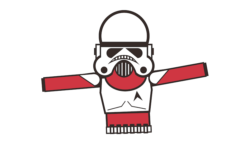 Red shirt trooper home. Dring clip jedi belt picture freeuse library