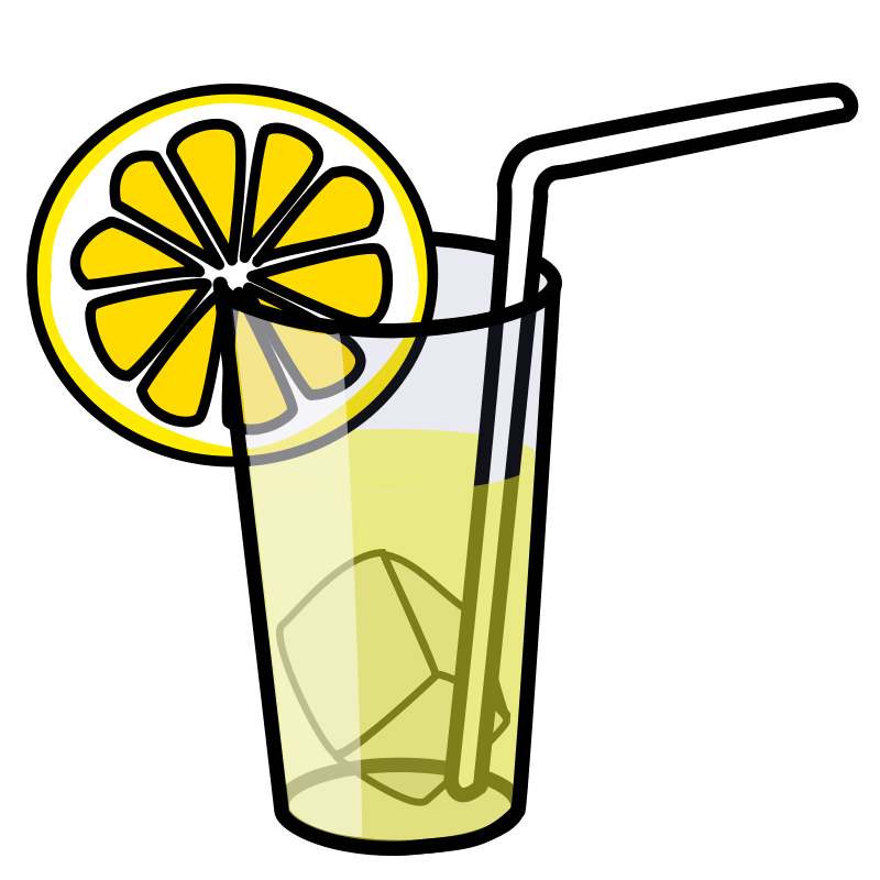 Drinks clipart clip art. Cold drink