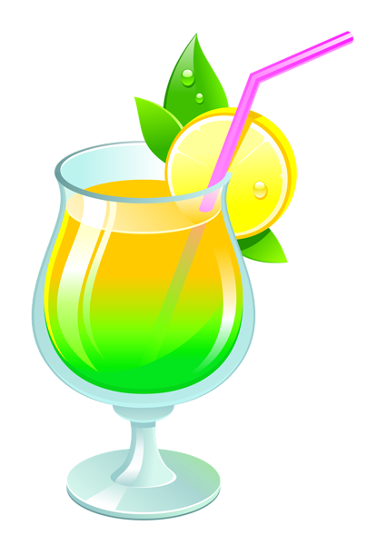 Drink clipart beach drink. Transparent summer cocktail png
