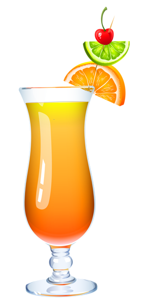 Drink clipart beach drink. Exotic cocktail png picture