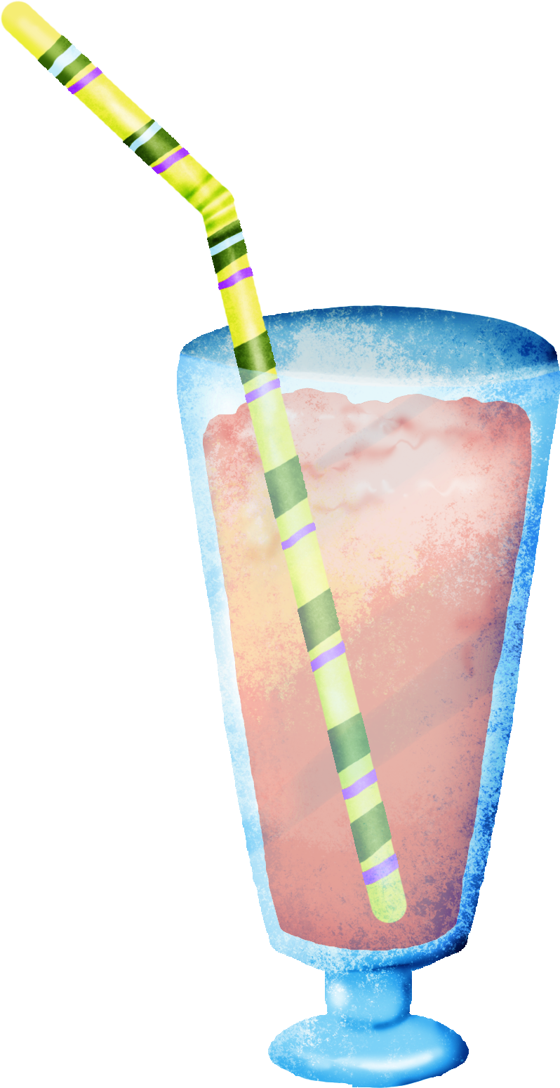 Drink with straw png. Juice non alcoholic drinking