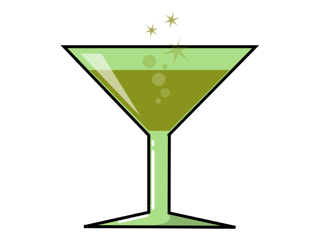 Drinking clipart fancy drink. Free bar drinks cliparts
